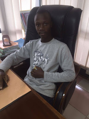 Interview: Meet Balogun Mahmuod the Brain Behind SoundHealthDoctor Blog