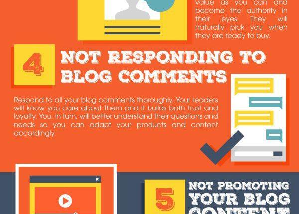 8 Beginner Bloggers Mistakes to Avoid