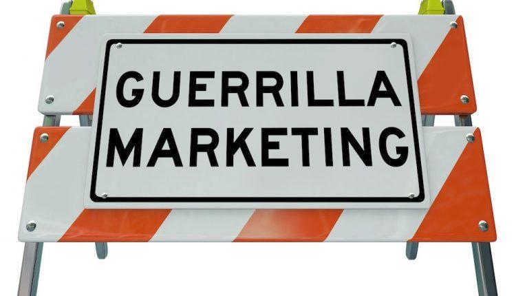 By Robert Bowen: Brief  History of Guerrilla Marketing