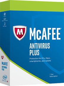 McAfee Internet Security 2017 Free 6 Months Subscription