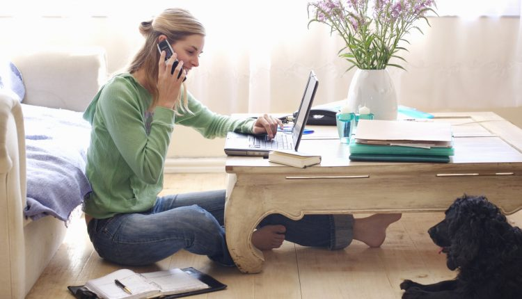 5 Amazing Reasons Why Working At Home is Profitable